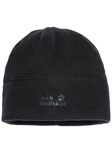 Jack Wolfskin Jack Wolfskın Stormlock Cap Termal Bere Siyah Siyah